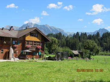 Bauernhof Ferienwohnung- Naturgenuss erleben