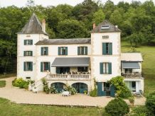 Ferienwohnung Domaine du Val d'Atur 22p