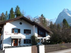 Ferienwohnung Elisabeth - Haus Christof