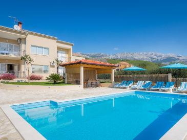Ferienwohnung Apartment Lucija