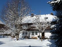 "Holiday apartment ""Karlshorst"" at old Zollhuesli"