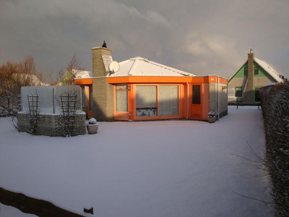 Winter und Schnee