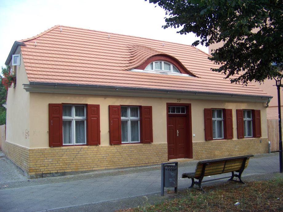 Weberhaus nach Sanierung