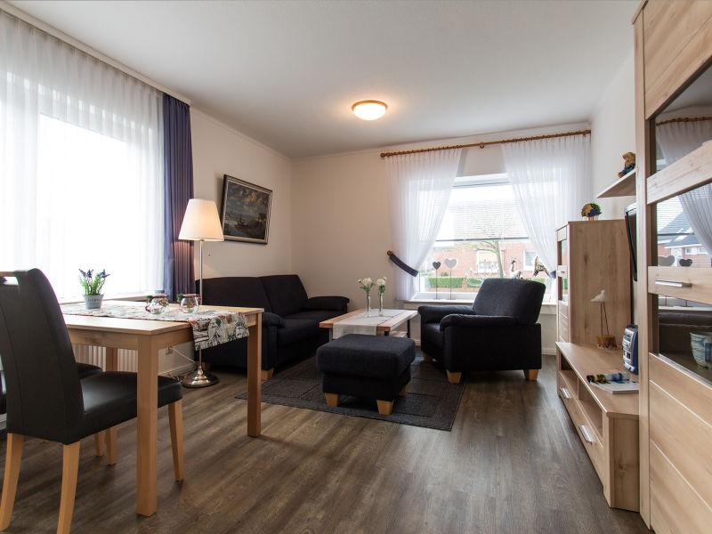 Ferienwohnung Haus Buchhop/ Wohnung Borkum
