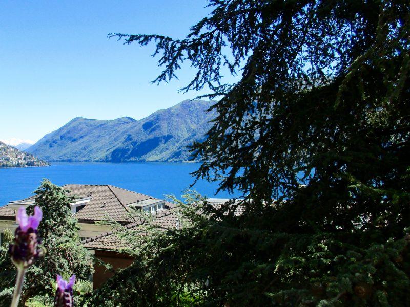 Ferienwohnung Residenz Seeblick Zentrum Lugano
