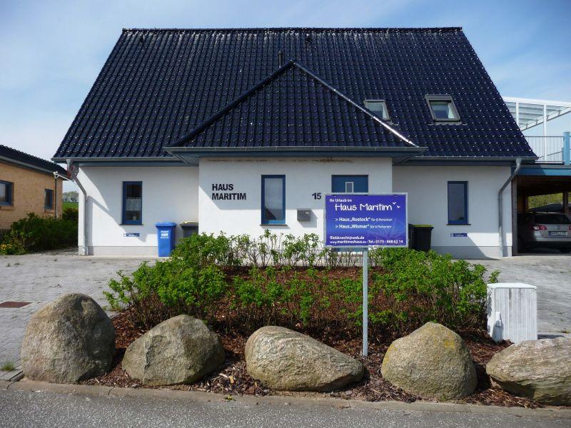 Ferienhaus maritimes Haus DHH Rostock