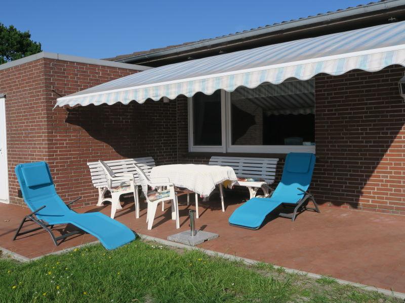 Ferienhaus Nordseehaus Schillig