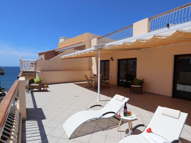 Ferienwohnung Penthouse-Wohnung Playa San Juan
