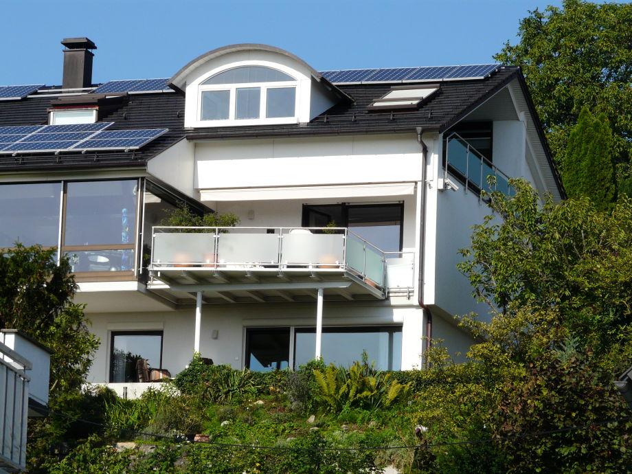 Ferienwohnung mit Terrasse und Garten