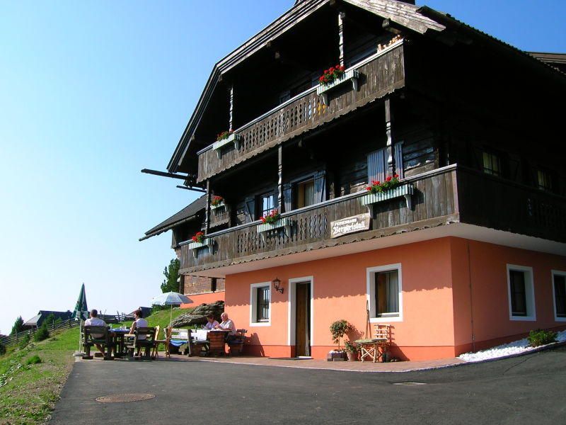 Ferienwohnung Haus Bergkristall