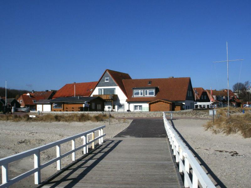 """Ferienwohnung """"Strandperle"""" - Luv und Lee"""