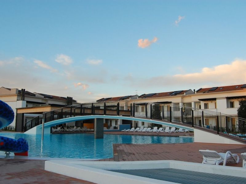 Ferienwohnung Residenz Evanike - Wohnung Tipo D FP AGMC (2130)