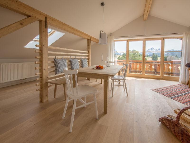Holiday apartment Mayrhof Attic