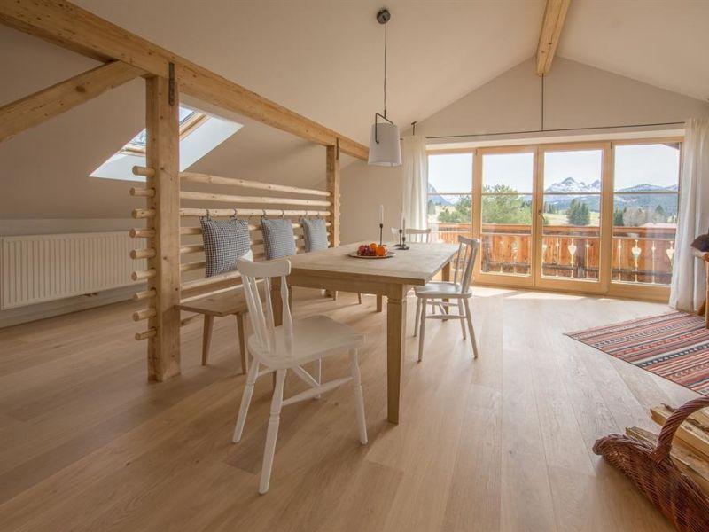 Ferienwohnung Mayrhof  Dachgeschoss