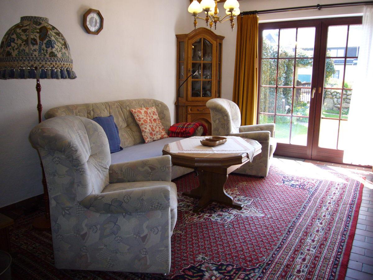 ferienwohnung wenningstedt krause westerland frau margot krause. Black Bedroom Furniture Sets. Home Design Ideas