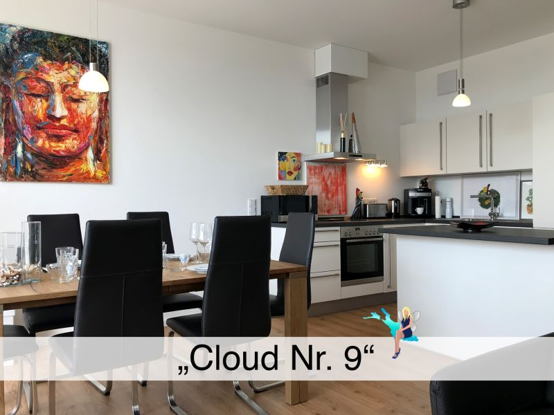 Apartment Ferienwohnung Cloud Nr. 9.