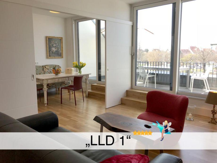 Ausstattung Ferienwohnung Lindauer Luxus Domizil 1 *****