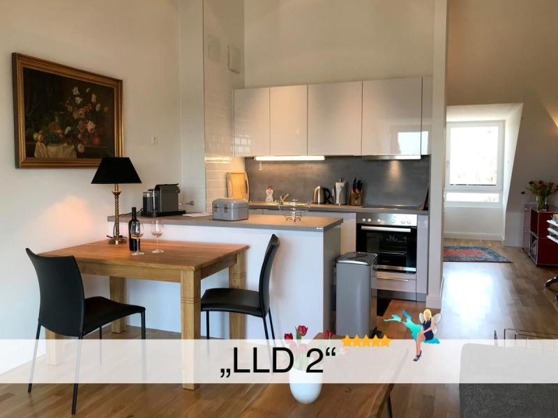 Apartment Ferienwohnung Lindauer Luxus Domizil 2 *****