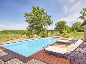 Villa Angelina mit privatem Pool in Nähe von Rovinj