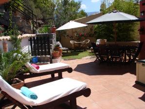 Holiday apartment Las Terrazas mit Meerblick und Pool