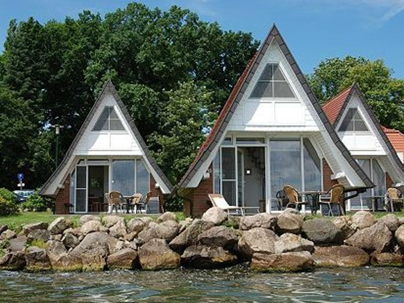 Ferienhaus Seetraum inkl. Ruderboot