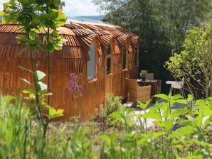 tiny house alpenpanorama chalet igluhut hergensweiler herr michael schittenhelm. Black Bedroom Furniture Sets. Home Design Ideas