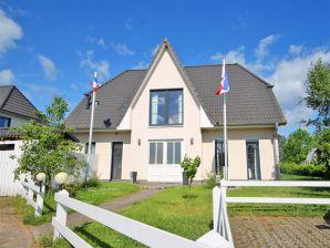 Ferienwohnung Minihus - Erdgeschoss mit Terrasse