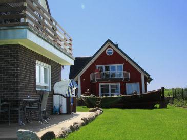 Ferienwohnung Fährstube in der Villa Küstenhus