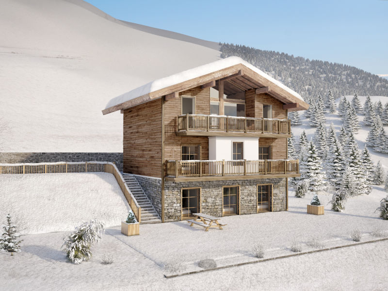 Chalet Luchs Lodge
