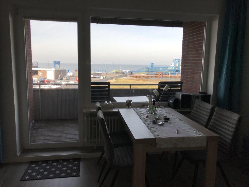 Ferienwohnung Wohnung mit Blick zu den Inseln
