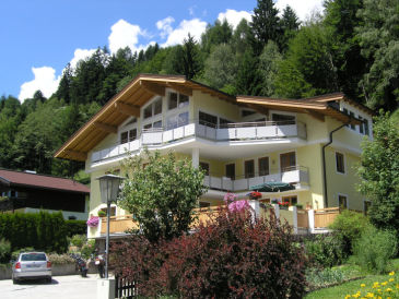 Holiday apartment in Leogang