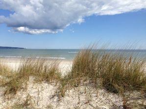 Ferienwohnung Kapitän Prora am Strand Rügen