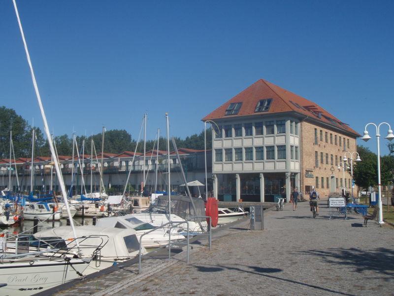 Ferienwohnung Karlshagen am Hafen