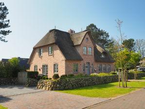 Landhaus Tidenhus Flut