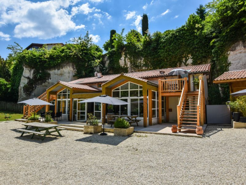 Ferienhaus Domaine à Aubeterre