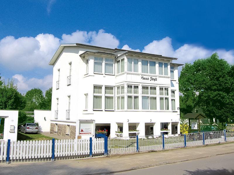 Ferienwohnung Villa Idyll - Gartenhaus D 091.020W