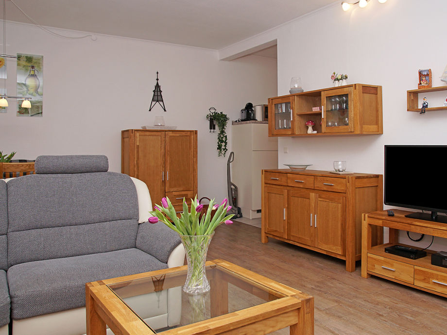 Ausstattung Fischerhus - Wohnung 3