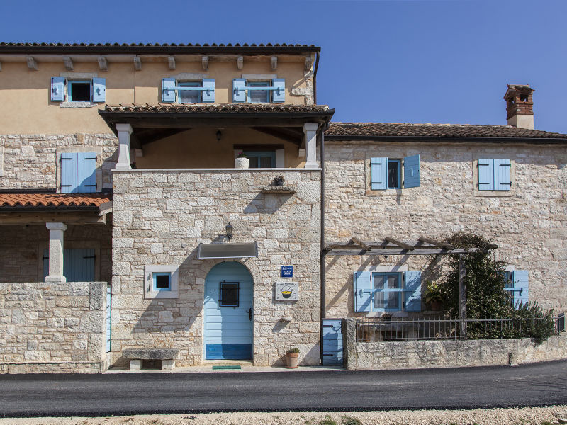 Traditionelle rustikale Villa für 11 Personen