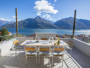Holiday house Penthouse di Cremia - 2492