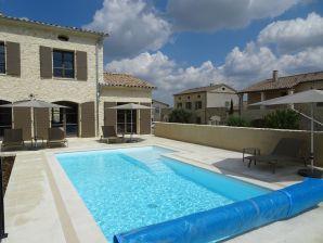 Villa Garrigues Sainte Eulalie, Haus-Nr: FR-30190-14