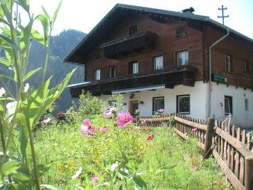Skihütte Almhof in Wagrain