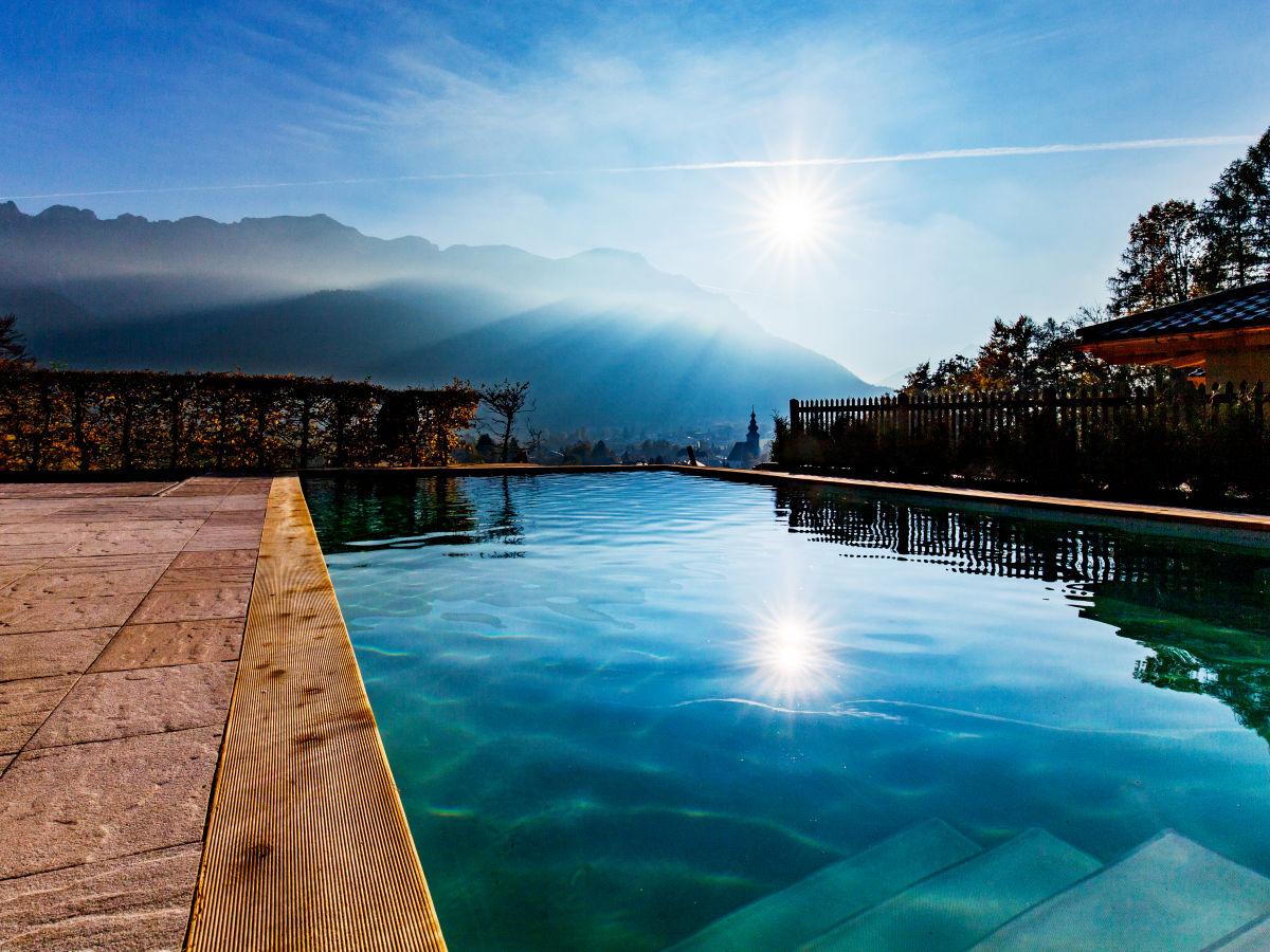 Chalet salzburg gro gmain firma ruperti hotel gmbh co for Aussenpool komplett