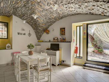 Holiday apartment Cà du Settecentu in Agriturismo Cà di Ughi