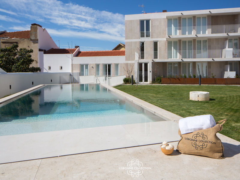 Apartment Mouraria Terrace with swimming pool 56 by Lisbonne Collection