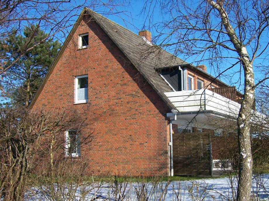 Ferienhaus Westseite