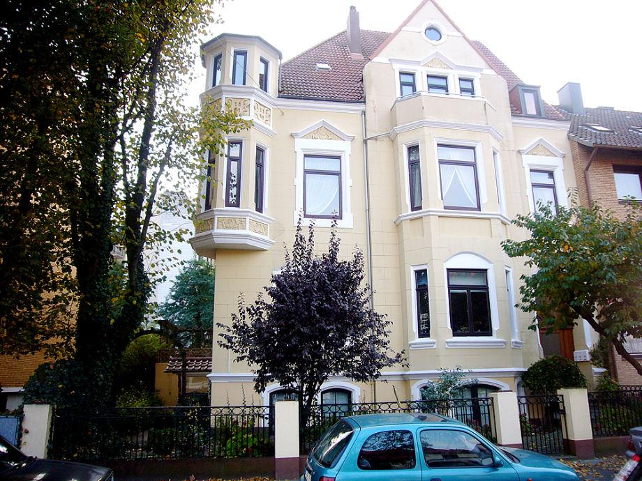 Außenaufnahme Familie Krös Gildemeisterstraße 14