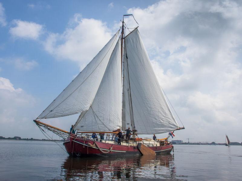 Segelschiff De Onderneming