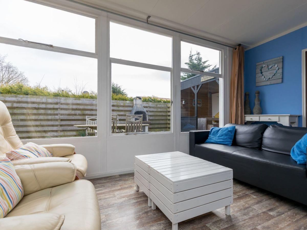 Ferienhaus horizon 108 renesse firma sorglos urlaub in for Eingerichtete wohnzimmer