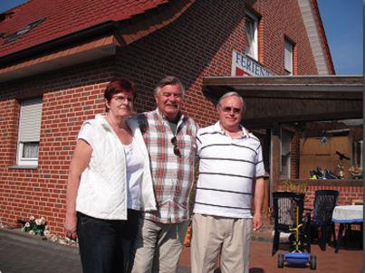 Ihr Gastgeber Maria und Hermann Berkemeyer