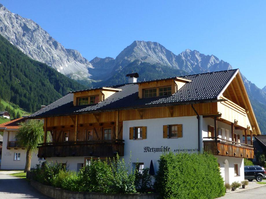 Metzmühle im Sommer